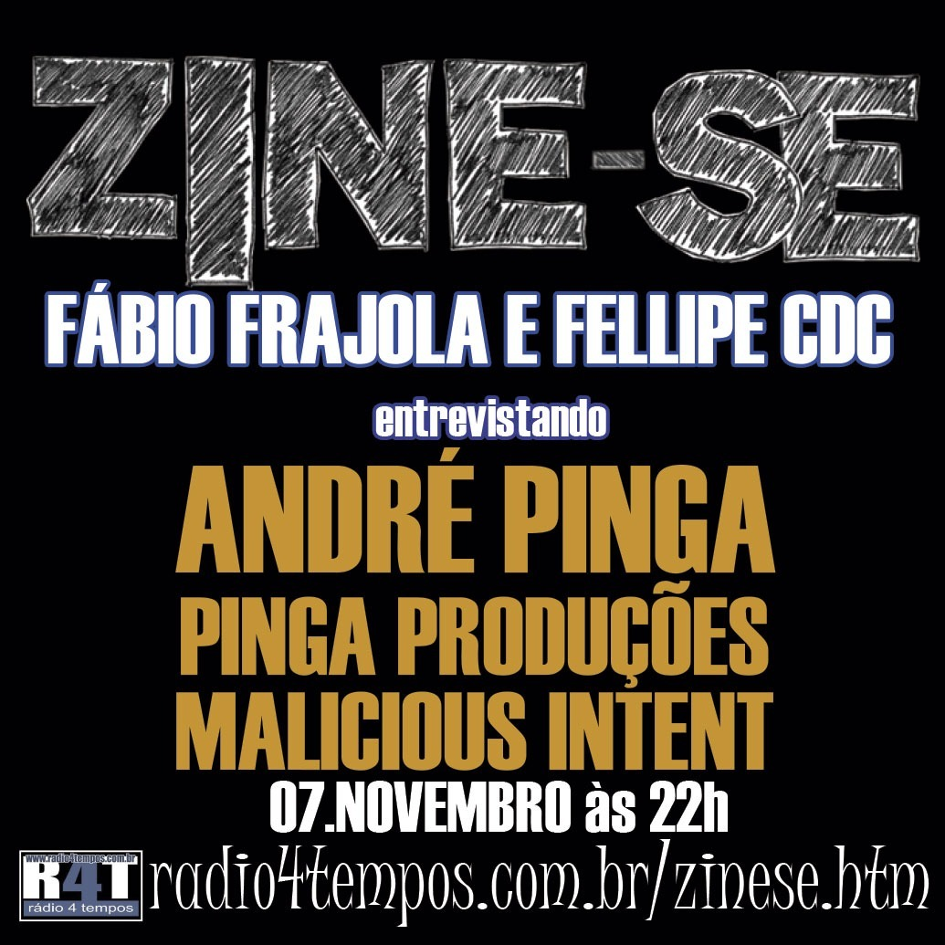 Rádio 4 Tempos - Zine-se 114