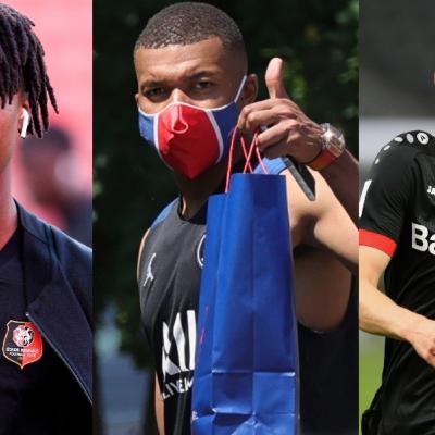 Names in the news today, Camavinga, Mbappe, Havertz plus we look ahead to Alaves on friday