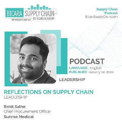 119. Reflections on supply chain leadership