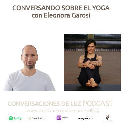 (CDLP19) Conversando sobre Yoga con Eleonora Garosi