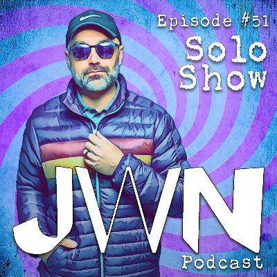 JWN #51: Solo Show - Surrender To The Sound