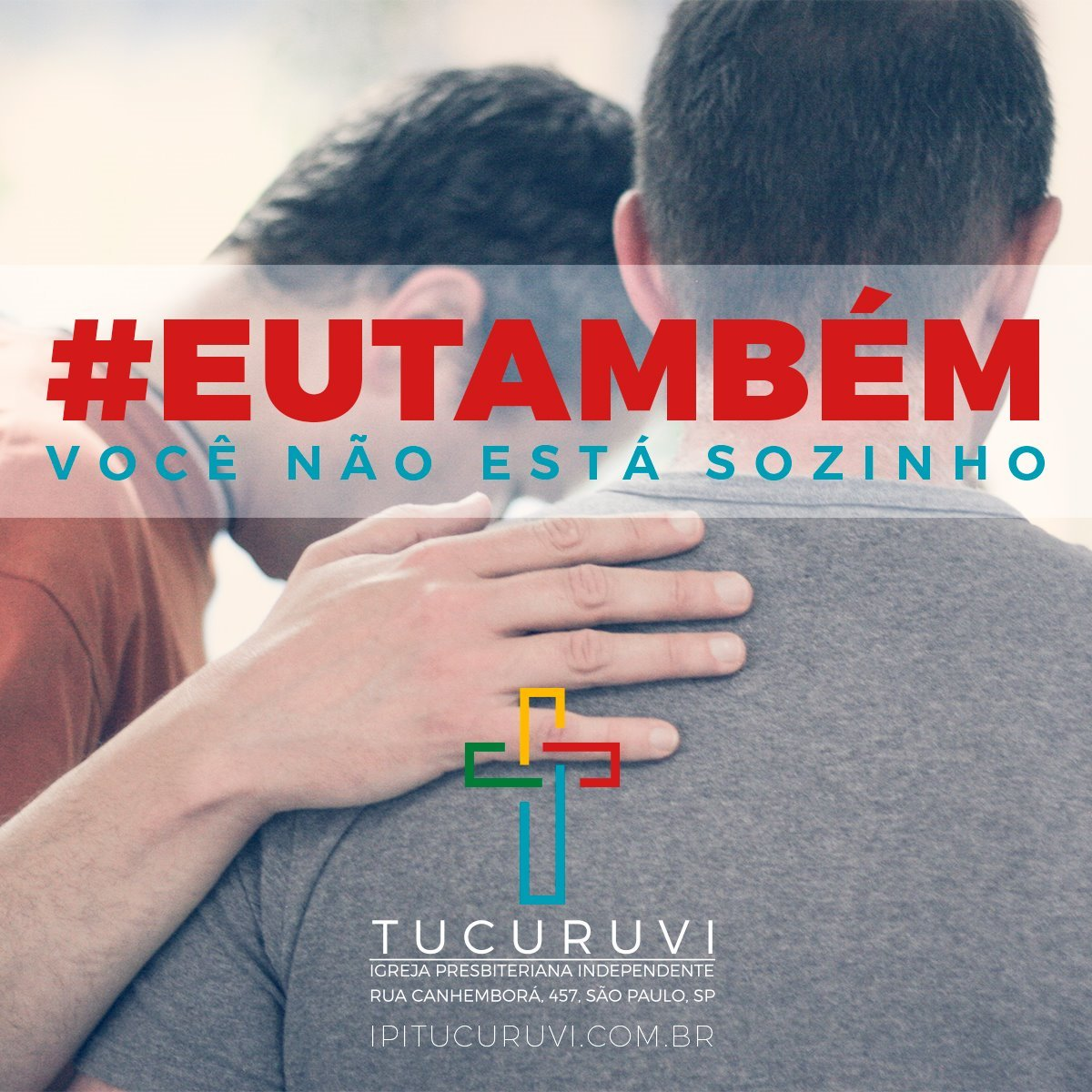 #EuTambém - Solidão - Sermão