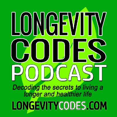112 Dr. Jon Lieff on The Secret Language of Cells for Understanding Health and Disease