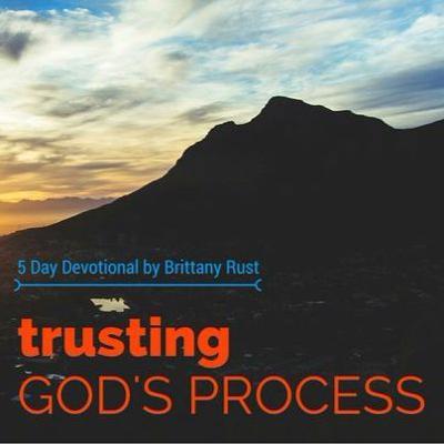 #Trusting God's Process 4