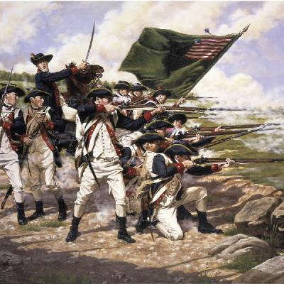 Episode 32: Weapons Of The American Revolution