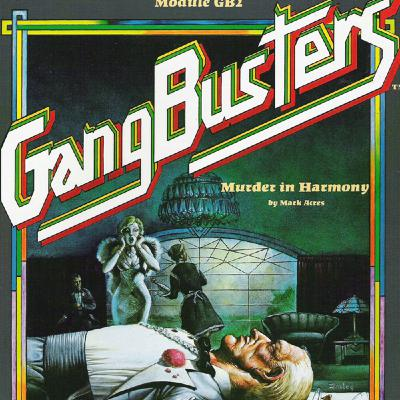 """Gangbusters """"Murder in Harmony"""" - Part 3"""