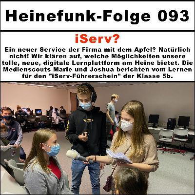 Heinefunk-Folge 093: iServ? iServ!