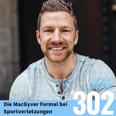 FMM 302 : Die MacGyver-Formel bei Sportverletzungen