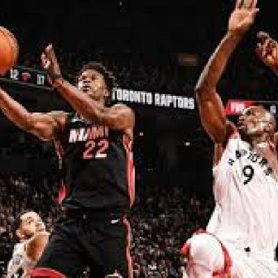 Heat End Raptors Undefeated Home Record