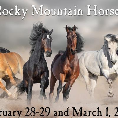 Countyfairgrounds presents Rocky Mountain Horse Expo