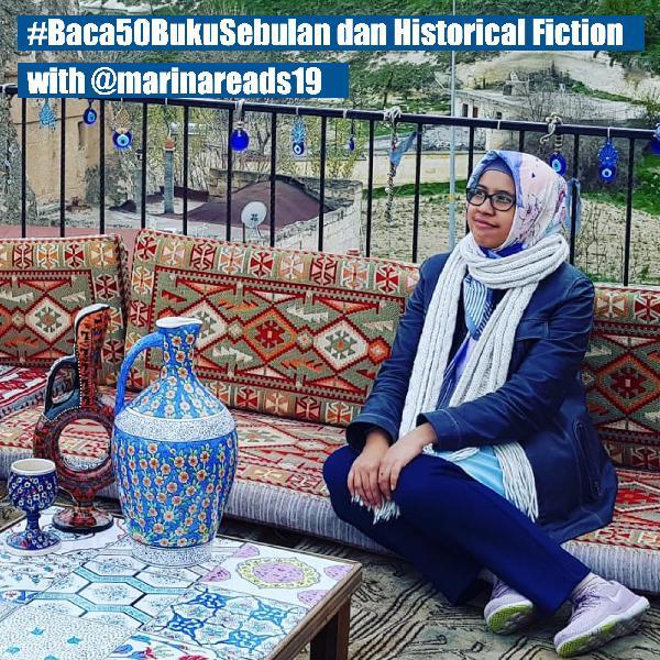 Ep 39: Ngobrolin #Baca50BukuSebulan, Historical Fiction, dan Young Adult (w/ @marinareads19)