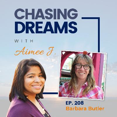 Ep. 208: Barbara Butler - Go Outside and Play!