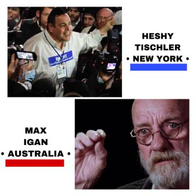 """Harold """"Heshy"""" Tischler / Max Igan"""