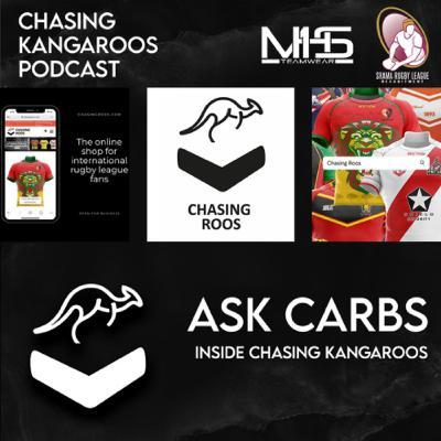 BONUS | Inside Chasing Kangaroos (Ask Carbs)