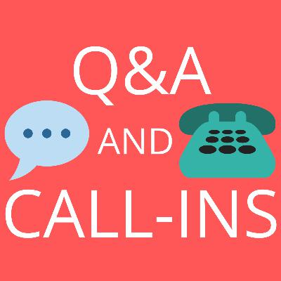 Our Community : ☎ Q&A and Call-ins