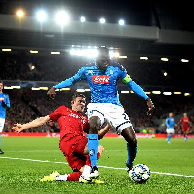 Poetry in Motion: Frustrating night at Anfield as Koulibaly's Napoli leave Liverpool with work to do