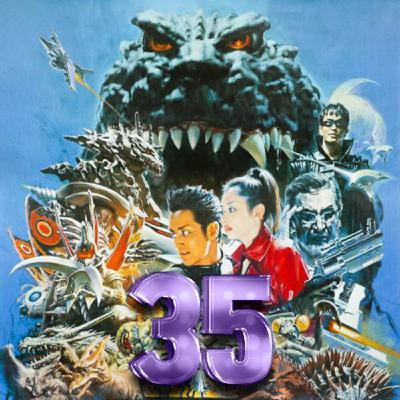 Ep 35 - Pretty Groovy (Godzilla: Final Wars)