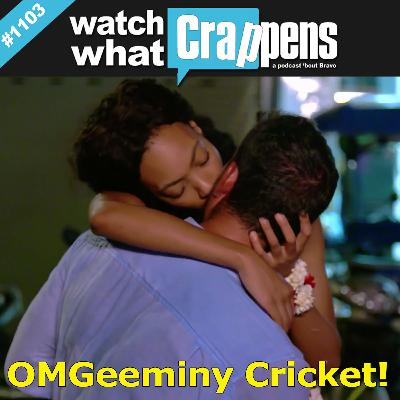 #1103 Below Deck: OMGeeminy Cricket!