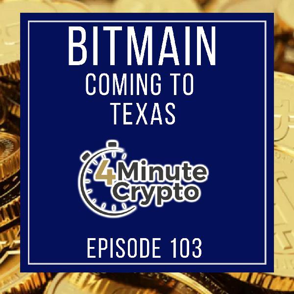Bitmain Coming To Texas