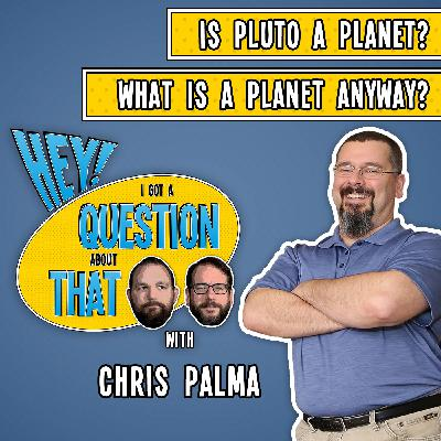 Is Pluto a Planet? What is a Planet Anyway?