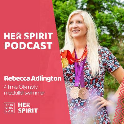 4 time Olympic medallist Rebecca Adlington OBE talks to Annie and Louise about her swimming career, the importance of swimming as a life skill, becoming a mum again with the recent arrival of her first son Albie.