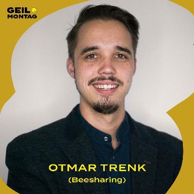 Otmar Trenk (BEEsharing): Wie macht man sein Hobby zum Beruf?