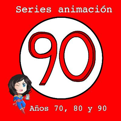 Series animación años 70, 80 y 90 de Marvel
