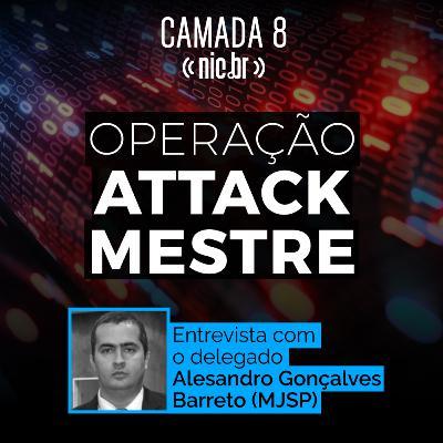 Roteamento de Ideias - Entrevista sobre Segurança de Redes com delegado Alesandro Barreto