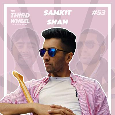 #53 ft. Samkit Shah - Workplace Massages w/ &pause, Meat Industry Truths & Parents Divorce