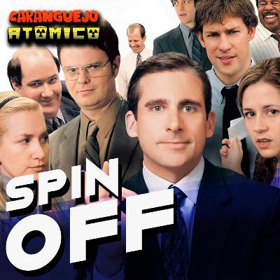 SPIN OFF | The Office é a maior do mundo ... foi o que ela disse