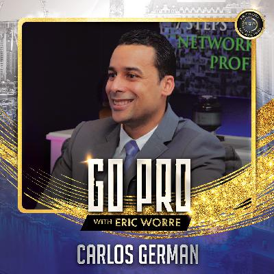 Carlos German - Top Earner Interview