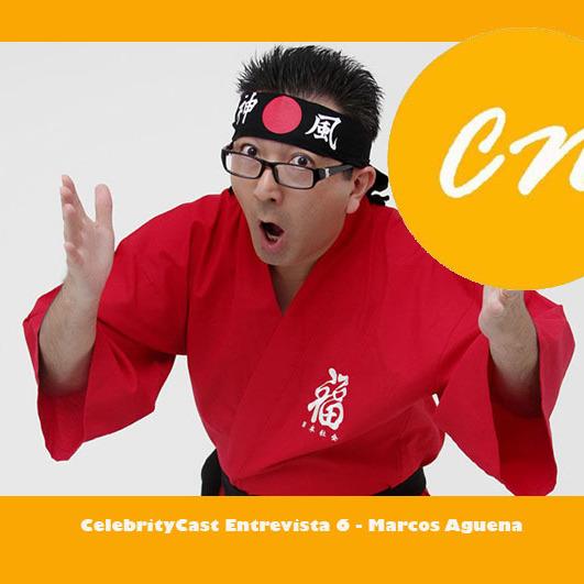 CelebrityCast Entrevista 6 - Marcos Aguena