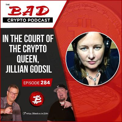 In the Court of the Crypto Queen, Jillian Godsil