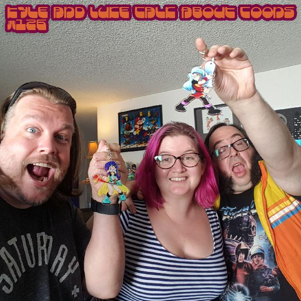Kyle and Luke Talk About Toons #126: Fuzzy Memories