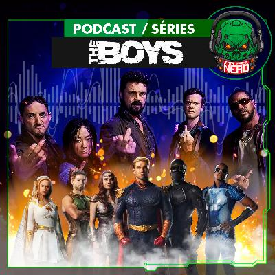 Fatal Error Nerd Series #96: The Boys (1ª e 2ª Temporada)