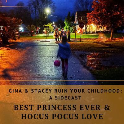 Best Princess Ever and Hocus Pocus Love