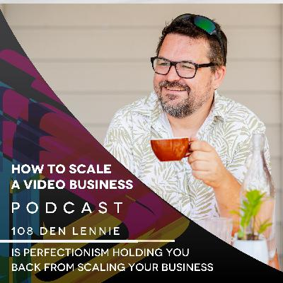 Is Perfectionism Holding You Back From Scaling Your Business - Shorty EP #108