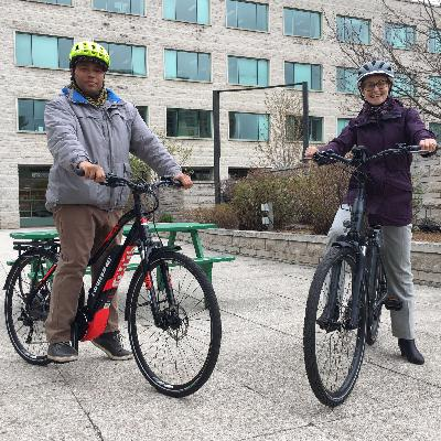 Electric Assist Cycles w/ Darnel Harris & Jamie Stuckless