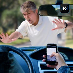Keep your eyes on the road: Dangers of distracted driving