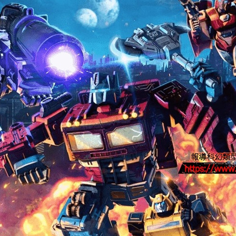 Scifi20210110B《Netflix 變形金剛賽博坦大戰:地球崛起(Transformers War for Cybertron-Earthrise)》