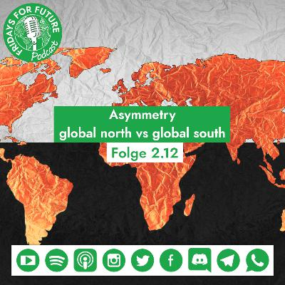2.12 | Asymmetry - Global North vs. Global South #WeekForClimate