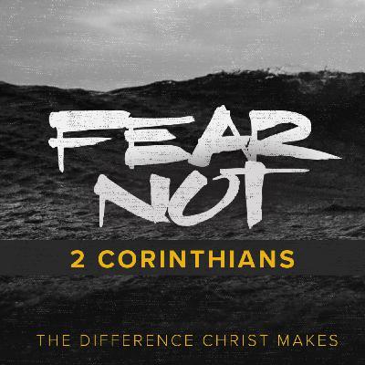"2 Corinthians: ""Poor But Making Many Rich"" - David Drake - October 25th"