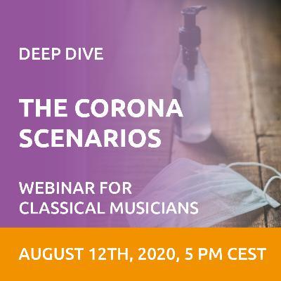 9/20 The Corona Scenarios