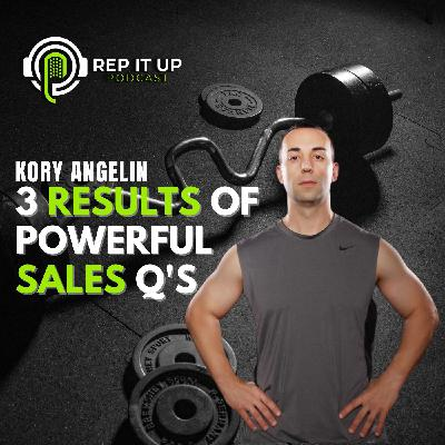 3 OUTCOMES OF POWERFUL SALES QUESTIONS with Kory Angelin