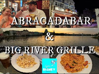 Big River Grille + AbracadaBar | Real Review