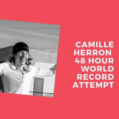 677. 3 Days At Fair: Hour 34 of 6 Day Race & Camille Herron 48 Hour World Record Attempt