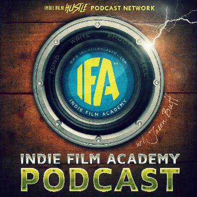 IFA 031: Screenwriting for Disney with Rob Edwards