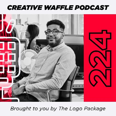 Design in the fast lane - F1 designer Jake Paul - Ep. 224 Creative Waffle