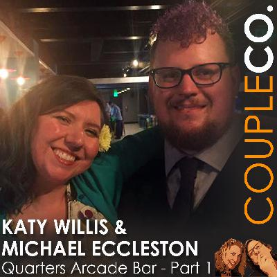 Owning A Bar Is Not For The Meek: Michael Eccleston and Katy Willis of Quarters Arcade Bar in Salt Lake City, Part 1