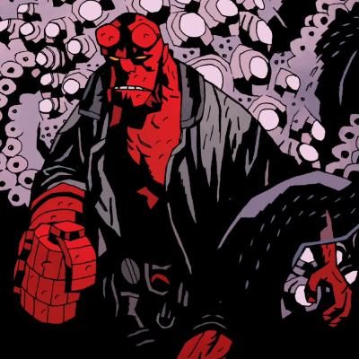 The Kids Talk Hellboy Omnibus Vol. 1: Seed of Destruction - PART 2